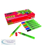 Show-Me Medium Drywipe Pen Assorted (50 Pack) SDP50A