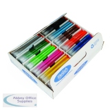 Swash KOMFIGRIP Colouring Pen Fine Tip Assorted (300 Pack) TC300F