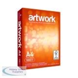 Artwork A4 White Paper 75gsm 5xReams (2500 Pack) EH00432
