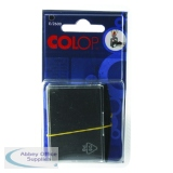 COLOP E/2600 Replacement Ink Pad Black (2 Pack) E2600BK