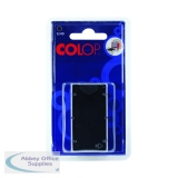 COLOP E/40 Replacement Ink Pad Black (2 Pack) E40BK