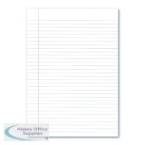 Loose Leaf Paper A4 Ruled with Margin (2500 Pack) EN09808
