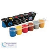 Elco Metallic Paints Pack of 12 MOR50013