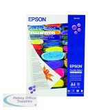 Epson A4 Double Sided Matte Photo Paper (50 Pack) C13S041569