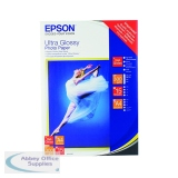 Epson Ultra A4 Glossy Photo Paper (15 Pack) C13S041927