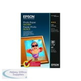 Epson Glossy A4 Photo Paper 200gsm (20 Pack) C13S042538
