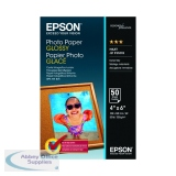 Epson Photo Paper Glossy 10x15cm 200gsm (50 Pack) C13S042547