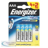 Energizer HiTech Batteries AAA 4plus2 632891 Promo Item