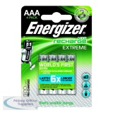 Energizer Extreme Battery AAA 800MaH Pack of 4 635751