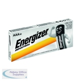 Energizer Industrial AAA Batteries (10 Pack) 636106