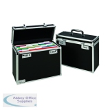 Leitz Personal Filing Case Black 67170095