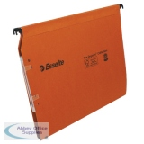 ES810752 - Esselte Orgarex 15mm Lateral File A4 Pack of 25 21628 BOGOF