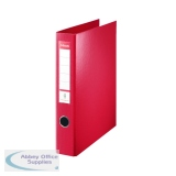 Esselte 4D-Ring A4 40mm Red Binder 82403