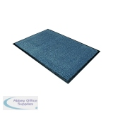 Doortex Blue Dust Control Door Mat 900x1200mm 49120DCBLV
