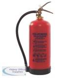 FireWorld Fire Extinguisher 6 Kg Dry Powder P50P