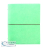 Filofax Domino Soft Organiser A5 Duck Egg 22601
