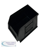 Barton Topstore Container TC2 Recycled (20 Pack) Black 010028