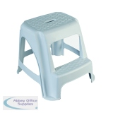 GPC White Step Stool HE400Z