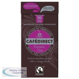 Cafedirect Nespresso Compatible Coffee Pods Vivo (100 Pack) FCR0035
