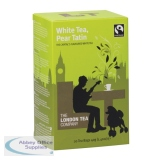 London Tea Pear Tatin White Tea (20 Pack) FLT19154