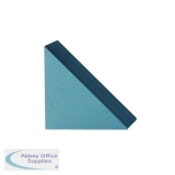 Exacompta Guildhall Legal Corners 315gsm Blue (100 Pack) GLC-BLU