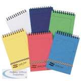Clairefontaine Europa Midi Notepad 152x102mm Assortment C (10 Pack) 4937
