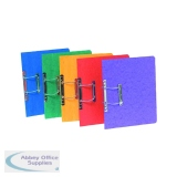 Exacompta Europa Spiral Files A4 Assorted (25 Pack) 3000