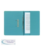 Exacompta Guildhall Pocket Spiral File 285gsm Blue (25 Pack) 347-BLUZ