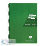 Europa Green A4 Notebook 180 Pages 5800Z