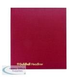 Guildhall 298x273mm Headliner Book 80 Pages 48/21 1290