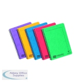 Clairefontaine Europa Notemaker A5 Assortment A (10 Pack) 4850