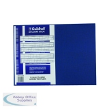 Exacompta Guildhall 32 Cash Columns Account Book 80 Pages 61/32 1406