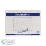 Guildhall Account Pad 16-Column Summary 298x406mm GP16S 1591