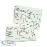 Guildhall Pay Slip Pad 100 Leaves (5 Pack) 1609