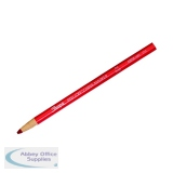 Sharpie China Marker Red (12 Pack) S0305081