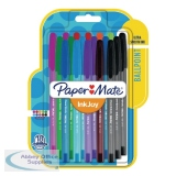 PaperMate InkJoy 100 Ballpoint Pen Medium Fun Assorted Colours 1927072