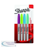 Sharpie Assorted Permanent Markers Fine (12 pack) 1985859