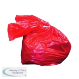 Laundry Soluble Strip Bag 80 Litre Red (200 Pack) RSB/4