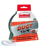 Unibond Silver 50mmx50m Duct Tape 1405197