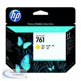 Hewlett Packard No761 Design Jet Print Head Yellow CH645A