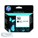 Hewlett Packard No761 Design Jet Print Head Matte Black CH648A
