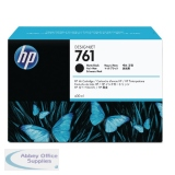 Hewlett Packard No761 Design Jet Inkjet Cartridge 400ml Matte Black CM991A