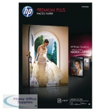 HP White A3 Premium Plus Glossy Photo Paper (20 Pack) CR675A