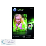 HP White 10x15cm Everyday Glossy Photo Paper (100 Pack) CR757A