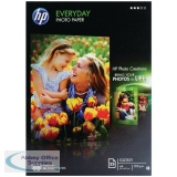 HP White A4 Everyday Glossy Photo Paper 200gsm (25 Pack) Q5451A