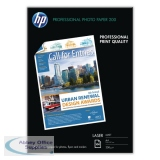HP White A4 Professional Matte Laser Paper (100 Pack) Q6550A