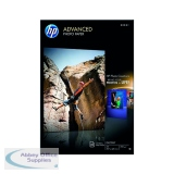 HP White A3 Advanced Glossy Photo Paper (20 Pack) Q8697A