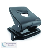Rapesco 827 Hole Punch Black PF827AB1
