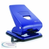 Rapesco 835 Hole Punch Blue PF800AL1