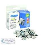 Rapesco Supaclip 40 Refill Clips Stainless Steel (200 Pack) CP20040S
